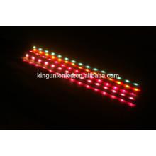 Горячая распродажа! Epistar привело полосы SMD 5050 красочные светодиодные полосы