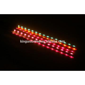 Epistar colorido led strip shenzhen precio de fábrica