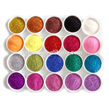 wholesale glitter powder for Arts&crafts / nail polish glitter polish