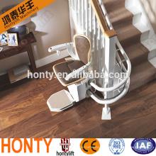 fauteuil élévateur avec rampe de levage pour fauteuil roulant à 2 moteurs
