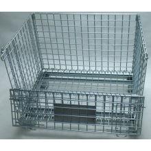 Galvanized Wire Mesh Cage / Storage Cage