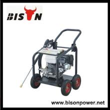 BISON China High Pressure Portable Car Wash pour l'exportation Bon prix avec les roues