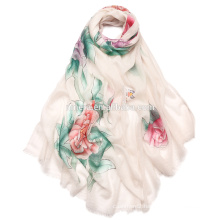 2016 Brand New Painted shawl 200NM scarf SWC717 Pure Cashmere Shawl