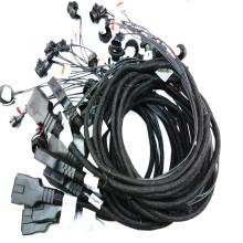 Faisceau de câblage étanche personnalisé H9 / H11 pour remorque