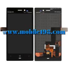 Pantalla LCD con digitalizador de pantalla táctil para Nokia Lumia 928