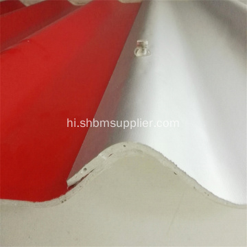 Waterproof Glazed Magnesium Oxide Roofing Tiles