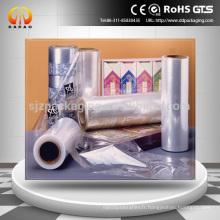 Film de réchauffage à chaud en PVC coloré 25mic pour l'emballage