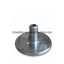 Piezas sanitarias de acero inoxidable con mecanizado CNC de precisión