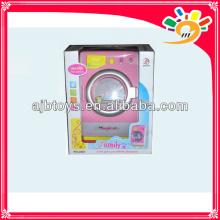 small washing machine w/music light toy washing machine