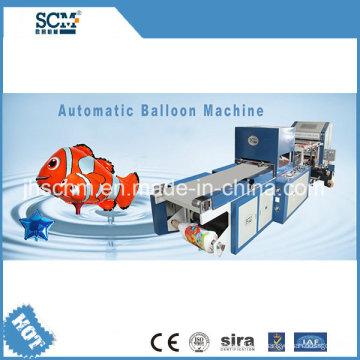 Máquina de globos de aire en China
