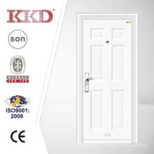 Белый порошок покрытие анти-вор железа дверь KKD-531A для Узбекистана