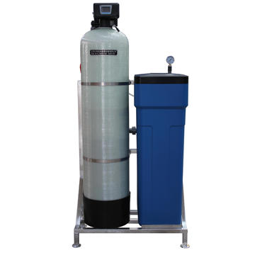 Flow Rate Regeneration Single Tank Automatic Water Softener System