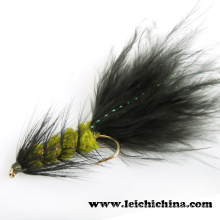 Top Grade Streamer Fly Woolly Bugger