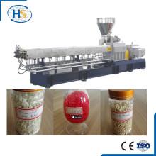 Máquina plástica reciclada de la granulación del HDPE LDPE PP PE de la alta calidad