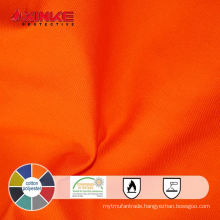 EN 1149-3 flame retardant 80 cotton 20 polyester fabric anti static used in petroleum