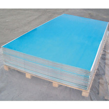 6063-O Aluminum Alloy Sheet with One Side Lamination