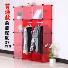 Kreative Garderobe empfangen Frame \ Colorful vier Etagen Hung Home Kleidung Kleiderschrank \ Nizza Haus Kleiderschrank