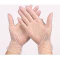 medical examination vinyl gloves