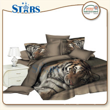 GS-FM3DA-05 OEM animal polyester 3d dyed wholesale fabric china