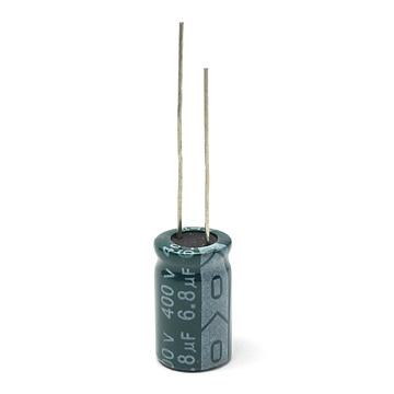 4700µ F 25V Capacitor eletrolítico de alumínio 105c (TMCE02)