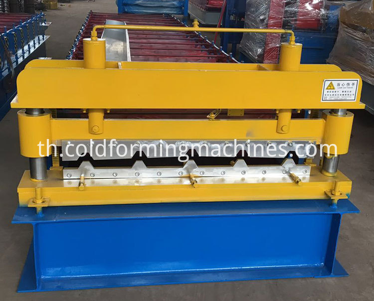 Roof And Wall Panel Roll Forming Machine 6