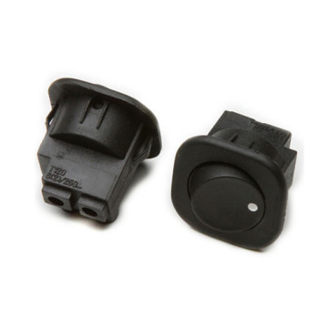 MRS-101-7 Round Button Rocker Switch