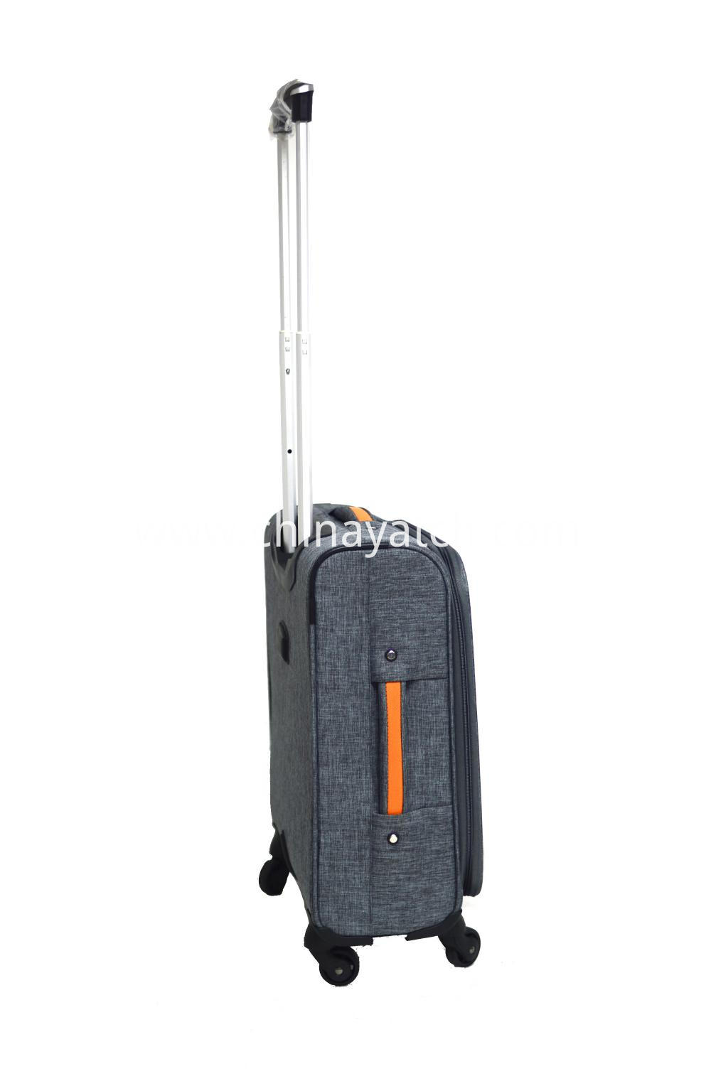 High-quality Snow Flake Trolley Bag