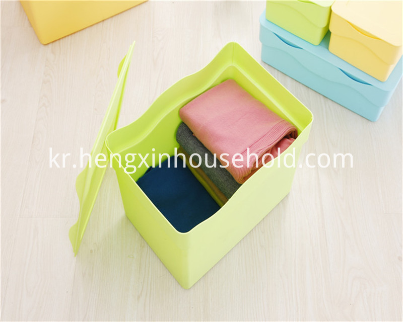 Household Solid Container