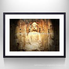 Буддаское искусство настенной живописи, новый портрет для портрета на матовой бумаге, настенная наклейка для домашнего декора