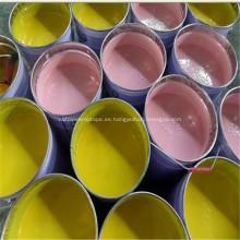 Fosfato de zinc de bajo Pb para imprimación epoxi