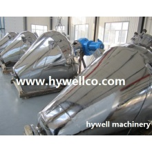 Vertical Ribbon Vacuum Dryer
