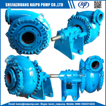 Suction Hopper Dredging Pump pada bot