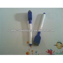 Marcador marcador magnético, marcador lavável