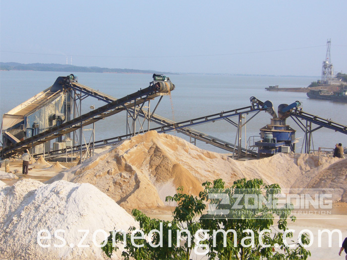 Rock Crusher Plant