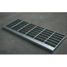 Uso grating galvanizado da soldadura de aço para o corredor, ponte de cerca