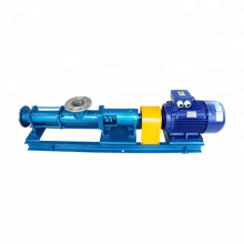 G series mono screw pump,stator and rotor screw pump