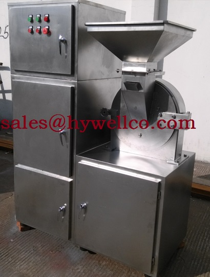 Dry Powder Grinding Machine