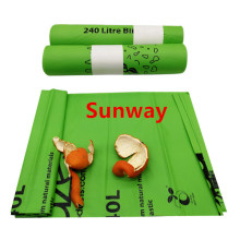 Custom Biodegradable Garbage Bags