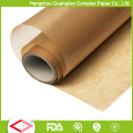 40GSM Silicone Coated Glassine Paper for Food Baking Cooking