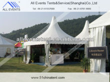 Steel Structure Pagoda Tent