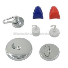 Fuerte / Neodimio / NdFeB / Ferrita / Industrail / Plástico / Metal / Asamblea Magnética