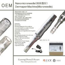 Nano Microneedle de alta tecnología para la pluma de la máquina Derma