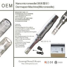 High-Tech Nano Microneedle para Derma Machine Pen