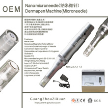 High-Tech Nano Microneedle for Derma Machine Pen