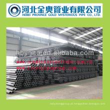Astm a179 tubo e carbono ou liga tubo de aço sem costura