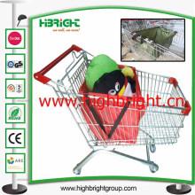 Plegable carrito carrito bolsa de compras