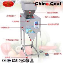 Machine de conditionnement remplissante liquide semi-automatique de poudre