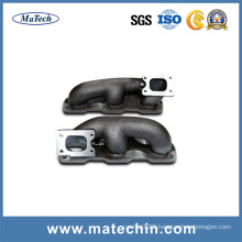 Factory Price Iron Casting for Auto Exhaust Manifold