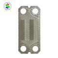 S7A gasket heat exchanger 0.6mm hastelloy plate