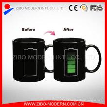 Atacado Magic Heat Sensitive Preços Mug